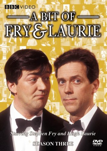 A Bit Of Fry And Laurie: Season 3