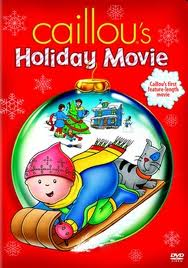 Caillou's Holiday Movie