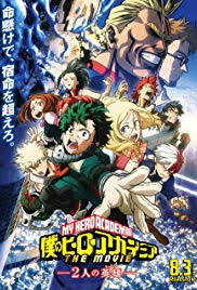My Hero Academia The Movie: The Two Heroes (sub)