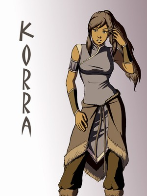 Avatar: The Legend Of Korra (dub)