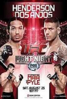 Ufc Fight Night Henderson Vs Dos Anjos