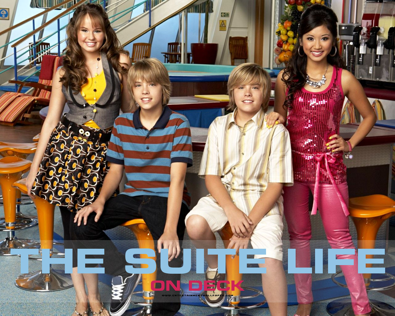 The Suite Life On Deck: Season 1