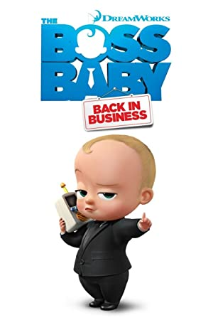The Boss Baby: Back In Business : Season 3