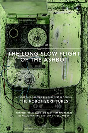 The Long Slow Flight Of The Ashbot