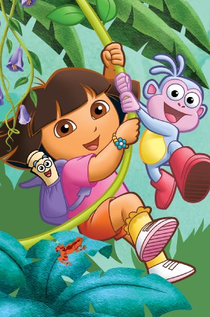 Dora The Explorer: Season 4