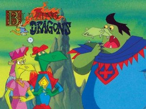 Blazing Dragons: Season 2