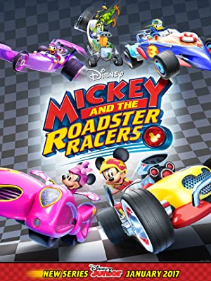 Mickey And The Roadster Racers: Season 3