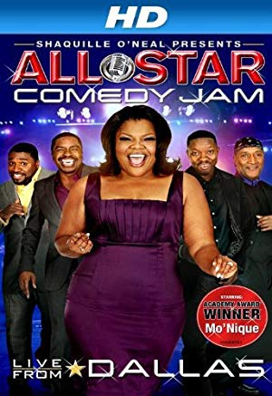 Shaquille O'neal Presents: All-star Comedy Jam - Live From Dallas