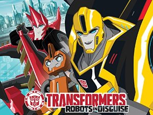 Transformers: Robots In Disguise: Season 4