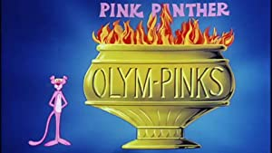 Pink Panther In The Olym-pinks