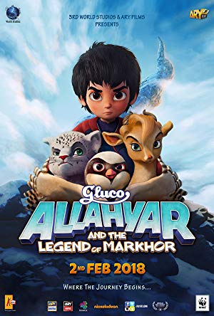 Allahyar And The Legend Of Markhor