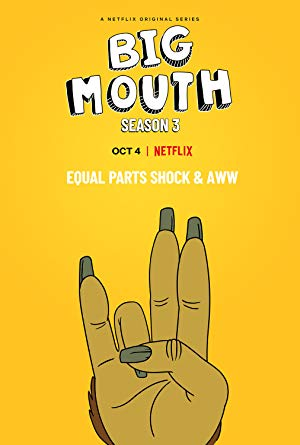 Big Mouth: Season 3