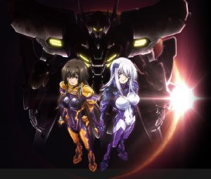 Muv-luv Alternative: Total Eclipse (dub)