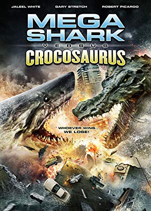Mega Shark Vs. Crocosaurus