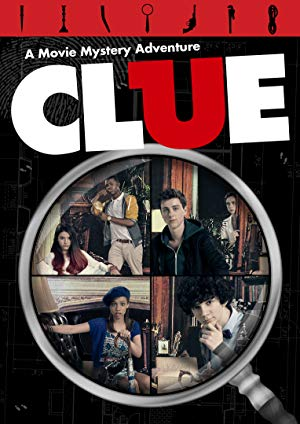 Clue: A Movie Mystery Adventure