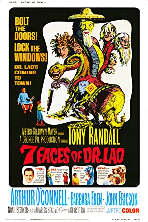 7 Faces Of Dr. Lao