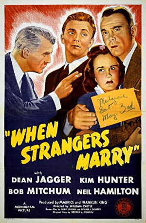 When Strangers Marry