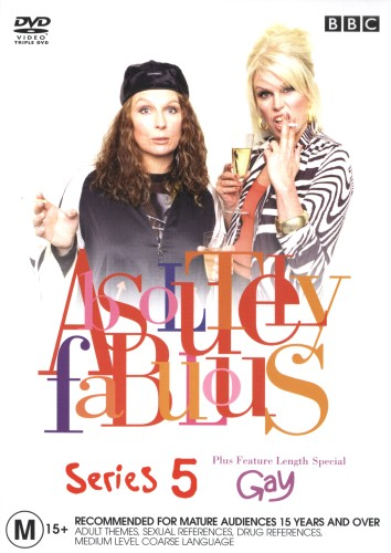Absolutely Fabulous: Season 5