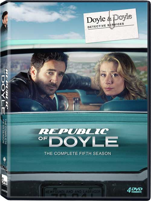 Republic Of Doyle: Season 5