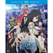 A Certain Magical Index The Movie: The Miracle Of Endymion (dub)
