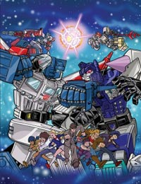 Transformers Masterforce