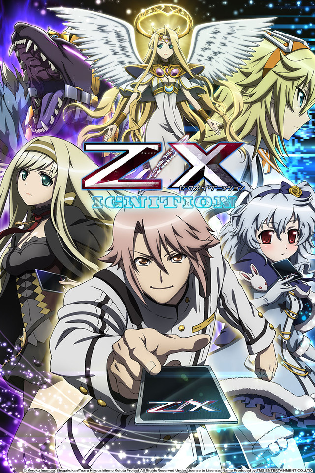 Zx: Ignition
