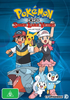 Pokemon Diamond & Pearl (dub): Season 13